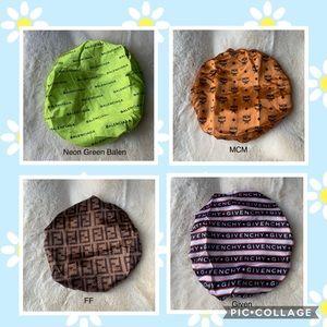 Satin Bonnets Styles